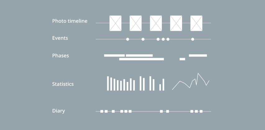 liniaa Timeline Software Draft